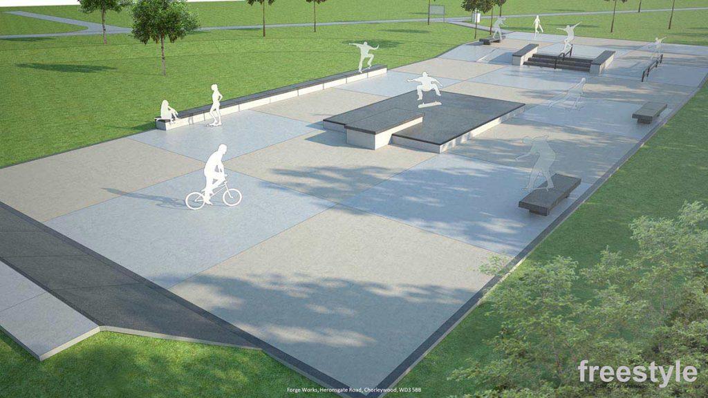 Balbriggan-Skatepark