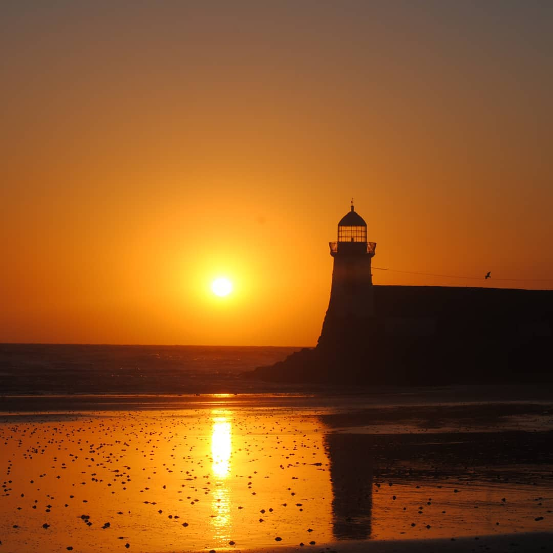 Balbriggan Sunrise by Lisa Broughan.