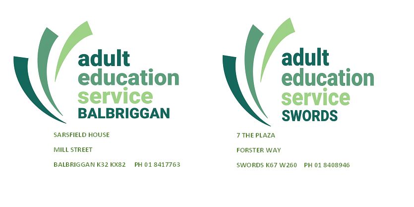 Welcome to Adult Education Service Facebook Live